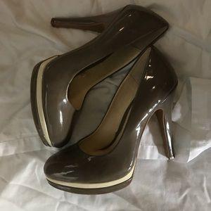 Cute heels! Good condition!